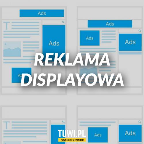 Reklama displayowa na...