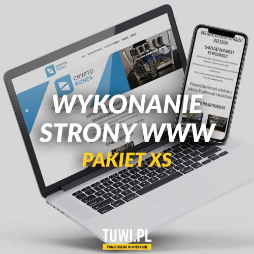 Strona internetowa XS -...