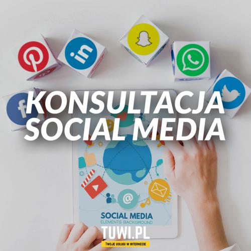 Konsultacja social media -...
