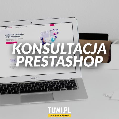 Konsultacja Prestashop -...