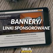 Banery / linki sponsorowane